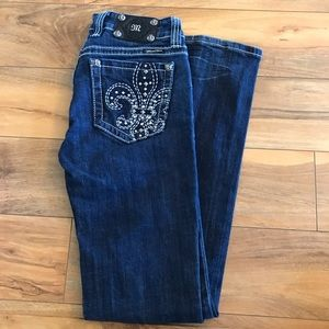 Miss Me JP5010A Boot Jeans